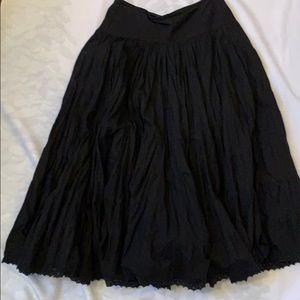 Talula Babaton Gypsy cotton skirt